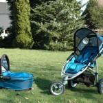Equipement pour bébé -Landau tout terrain