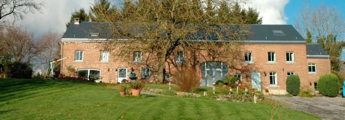 La Grange d'Ychippe - Gîte et salle de séminaires.