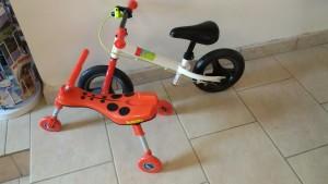 vélos pour tout petits